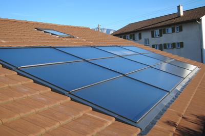 thermische solaranlagen in kombination mit w rmepumpen. Black Bedroom Furniture Sets. Home Design Ideas